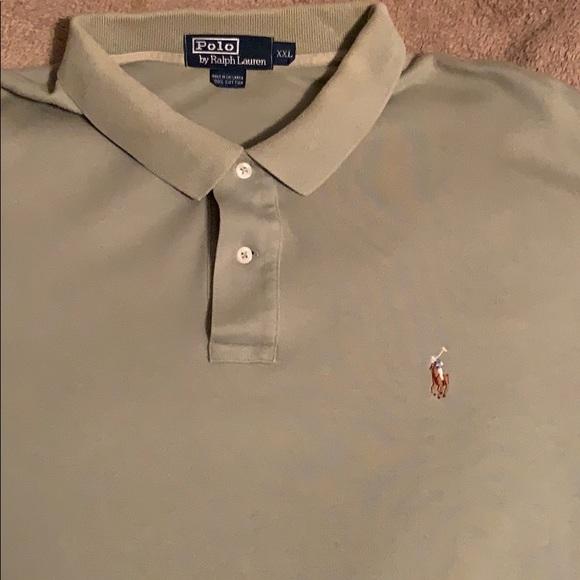 Sleeve Lauren Ralph Short Xxl Polo Shirt BeoWdrCx